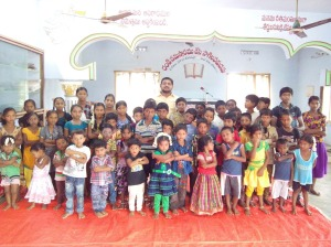 Feed Ministries is growing - Brother Praveen
