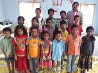 India orphans