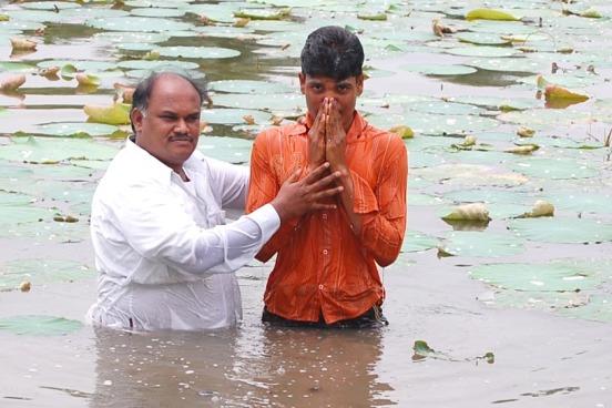 Baptized - Yatham